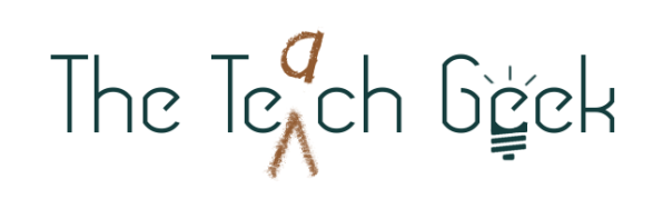 theteachgeek minimal logo